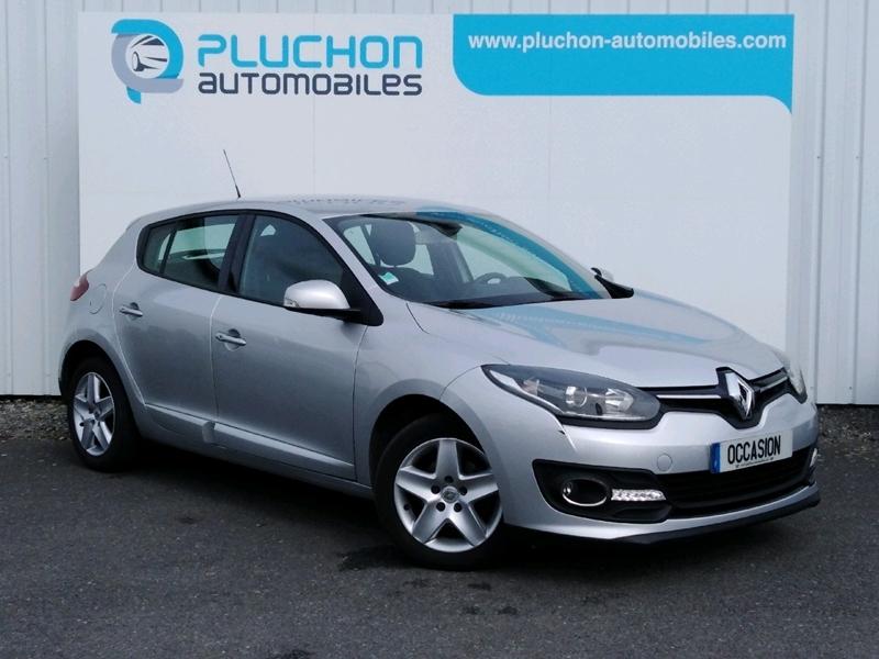 Voiture D Occasion Renault Megane Iii Pluchon Automobiles